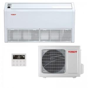 Напольно-потолочный кондиционер Tosot TTH12K3FI/TUHD12NK3FO