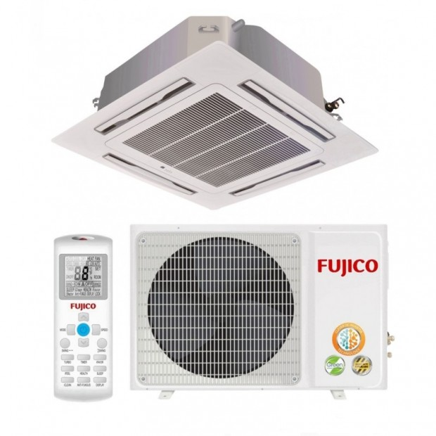 Кассетный кондиционер Fujico ACF-T24AHRN1
