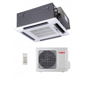 Кассетный кондиционер Tosot TUD100T/A-S/TUD100W/A-S