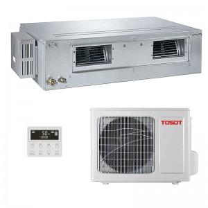 Канальный кондиционер Tosot TUD100PHS/A-S/TUD100W/A-S
