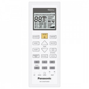 Кондиционер Panasonic CS/CU-Z50TKEW Flagship White  (4)