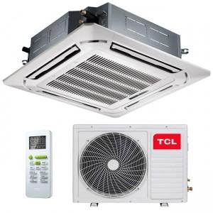 Кассетный кондиционер TCL TCC-18HRA-C/TOU-18HA