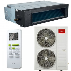 Канальный кондиционер TCL TCA-48D2HRA/DV3I TCA-48HA/DV3O