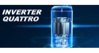 Midea технология «Inverter Quattro»