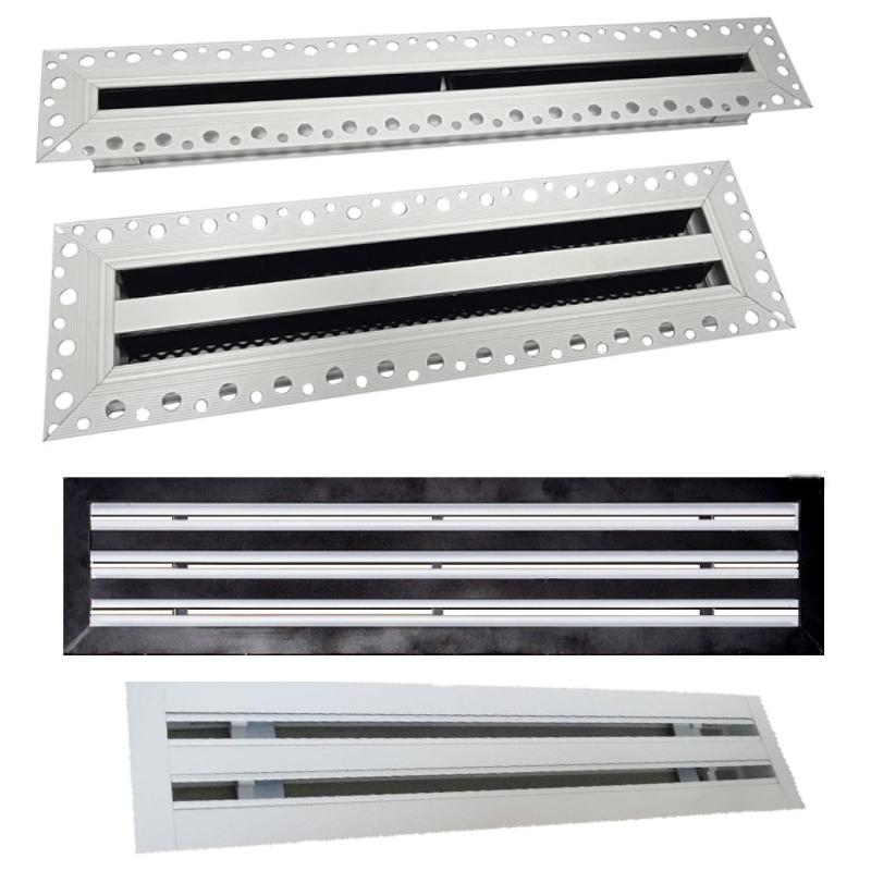 Вентиляционные решетки Диффузоры