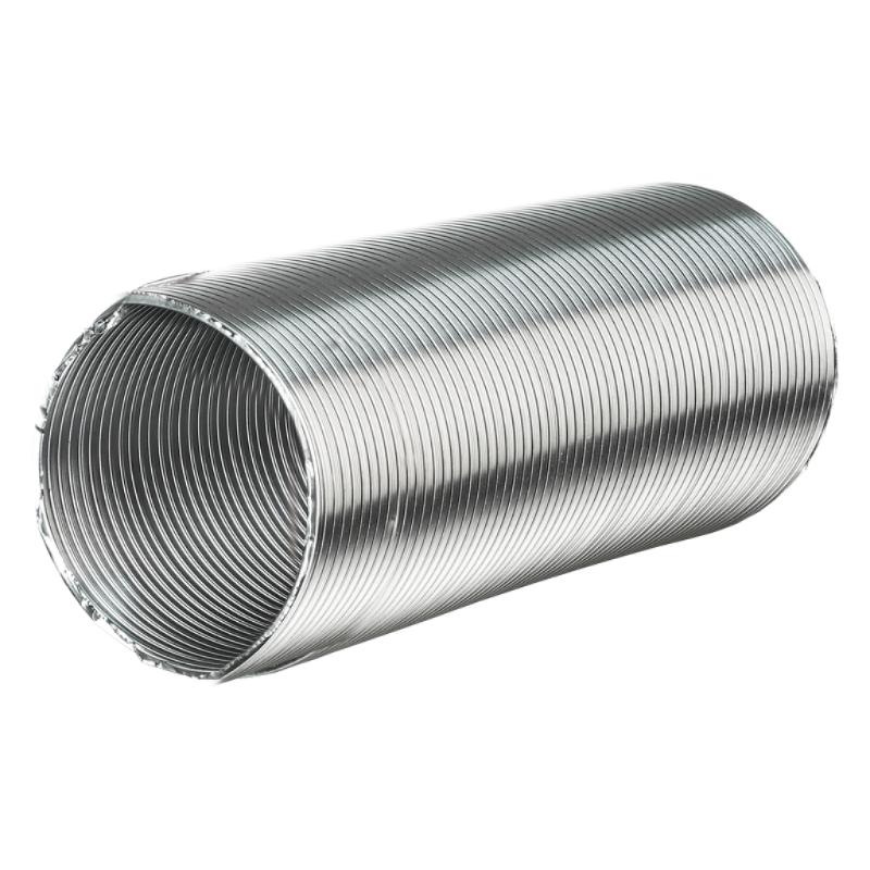 Монтажные элементы и крепеж Гибкие алюминиевые воздуховоды
