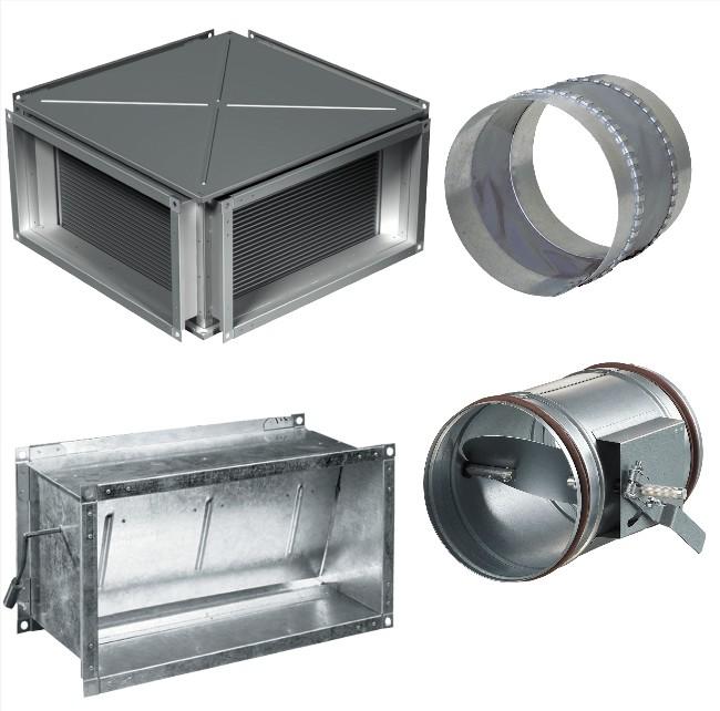 Вентиляция Принадлежности для системы вентиляции