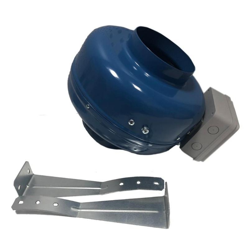 Промышленные вентиляторы Вентиляторы для круглых каналов