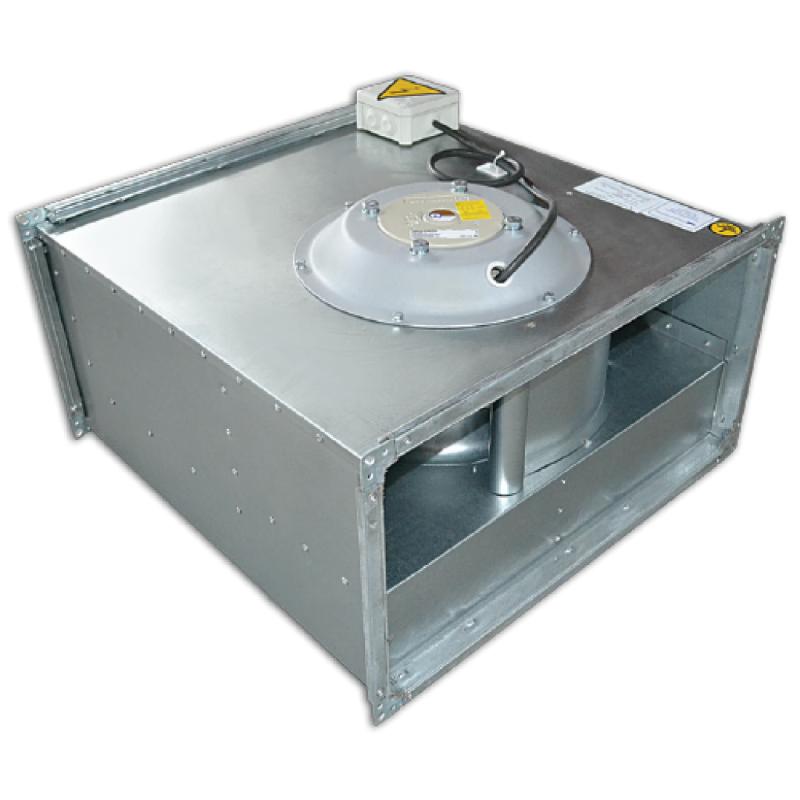 Промышленные вентиляторы Вентиляторы для прямоугольных каналов