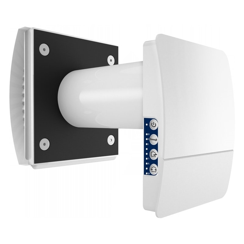 Бытовые вентиляционные установки (ЭНЕРГОСБЕРЕЖЕНИЕ) Комнатные рекуперационные установки