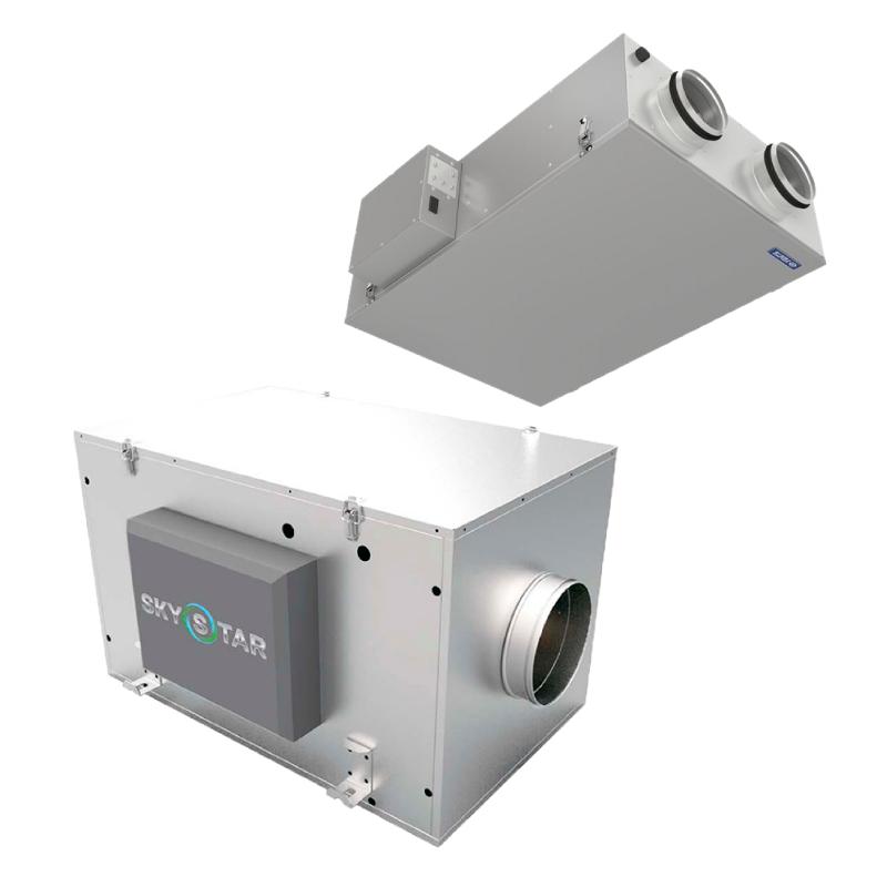 Вентиляция Приточно-вытяжные установки