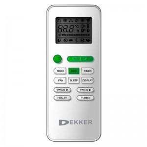 Кондиционер DEKKER DSH 95R/CR