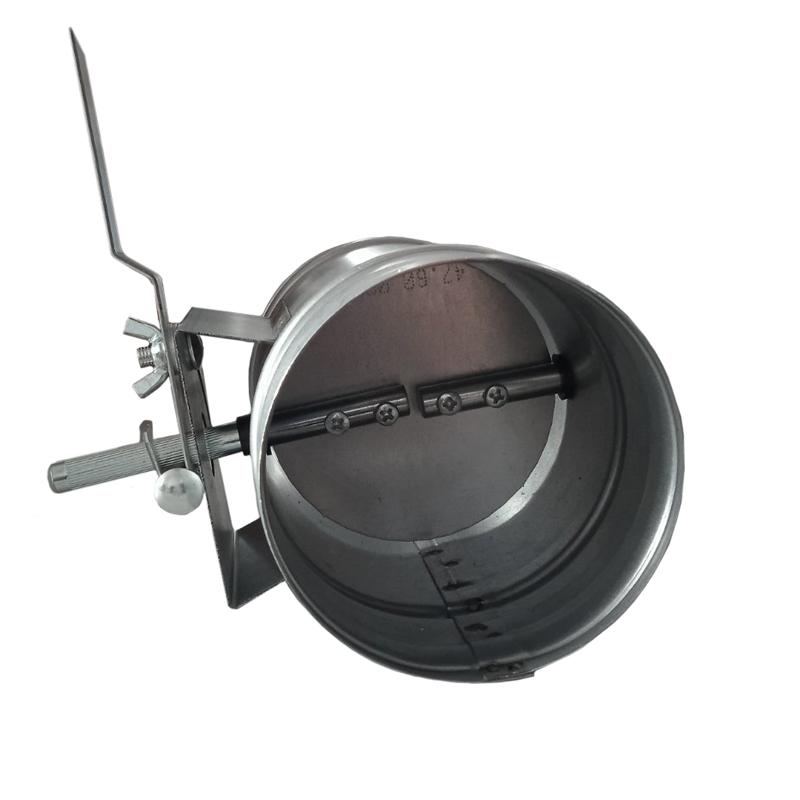 Принадлежности для системы вентиляции Дроссель-клапан (заслонка)
