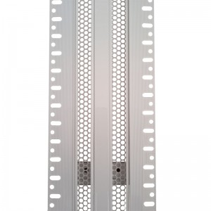 Щелевые диффузоры скрытого монтажа SD+HP 2-h90-L1500 (Perf RAL 9016)