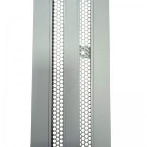 Щелевые диффузоры SD+P 2-h90-L-1200 (RAL 9016/9016/perf 9016) (3)