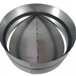 Обратный клапан Moystroy RSK-160 (2)