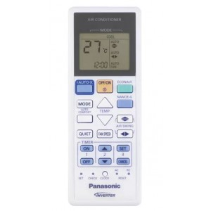 Кондиционер Panasonic CS/CU-E28RKD Deluxe (3)