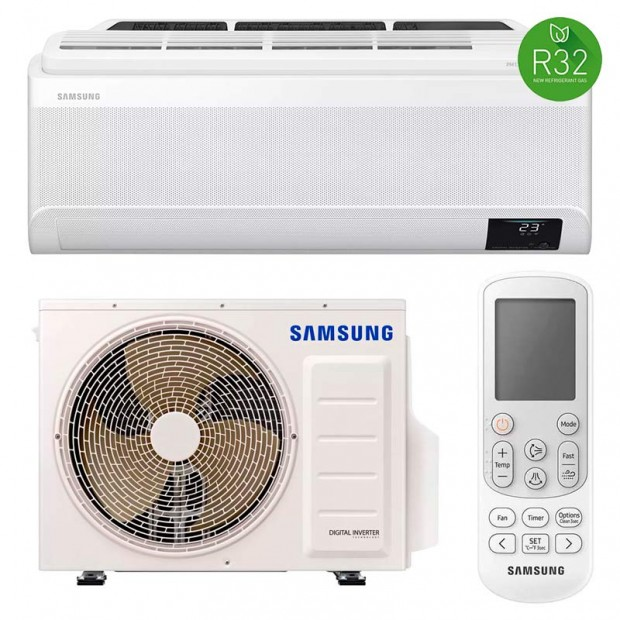 Кондиционер Samsung Geo WindFree AR12AXAAAWKNER