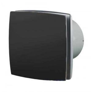 Вытяжной вентилятор Вентс 100 ЛД черный