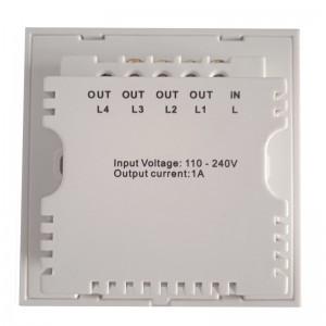Сенсорный переключатель скорости Vents СП3-1 (3)